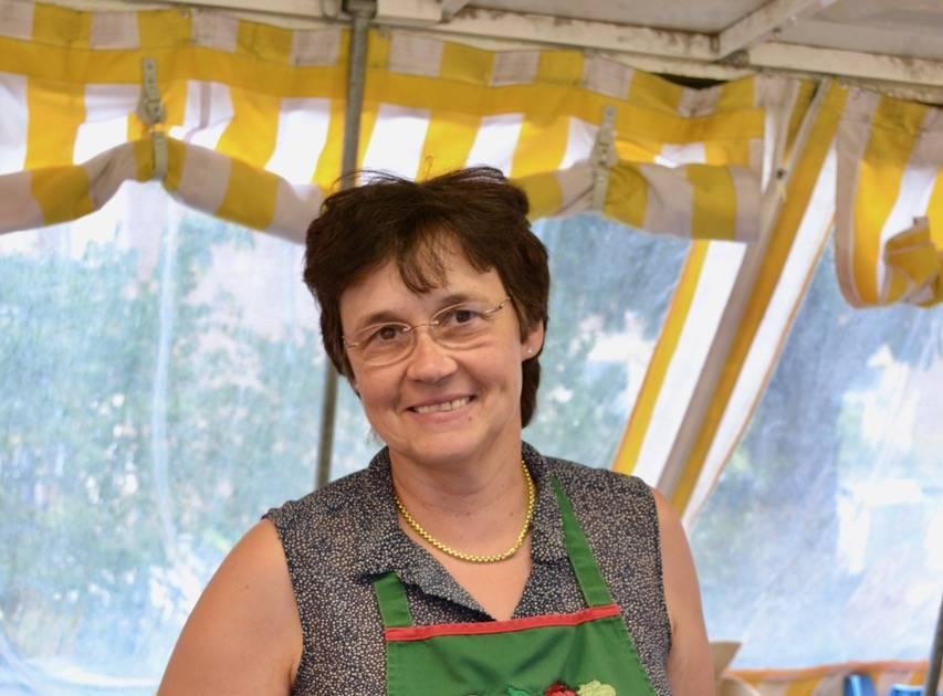 Düsseldorf-Oberkassel: Ein Besuch bei Barbara Hecker