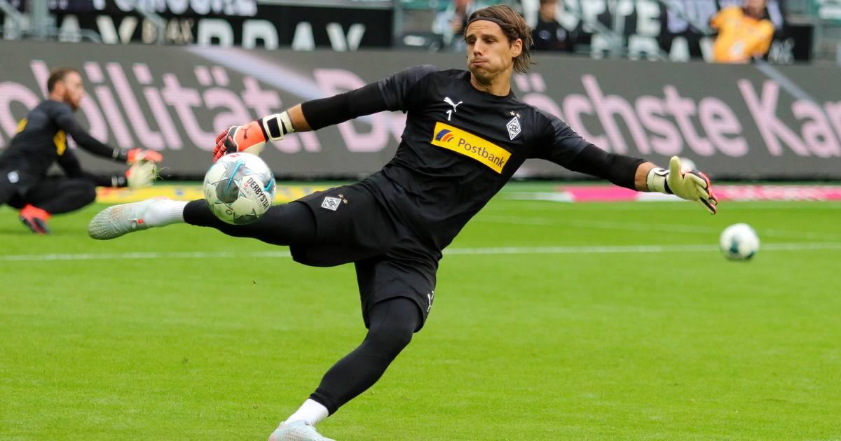 Borussia Monchengladbach Yann Sommer Heiratet Seine Freundin Und Erwartet Ein Kind