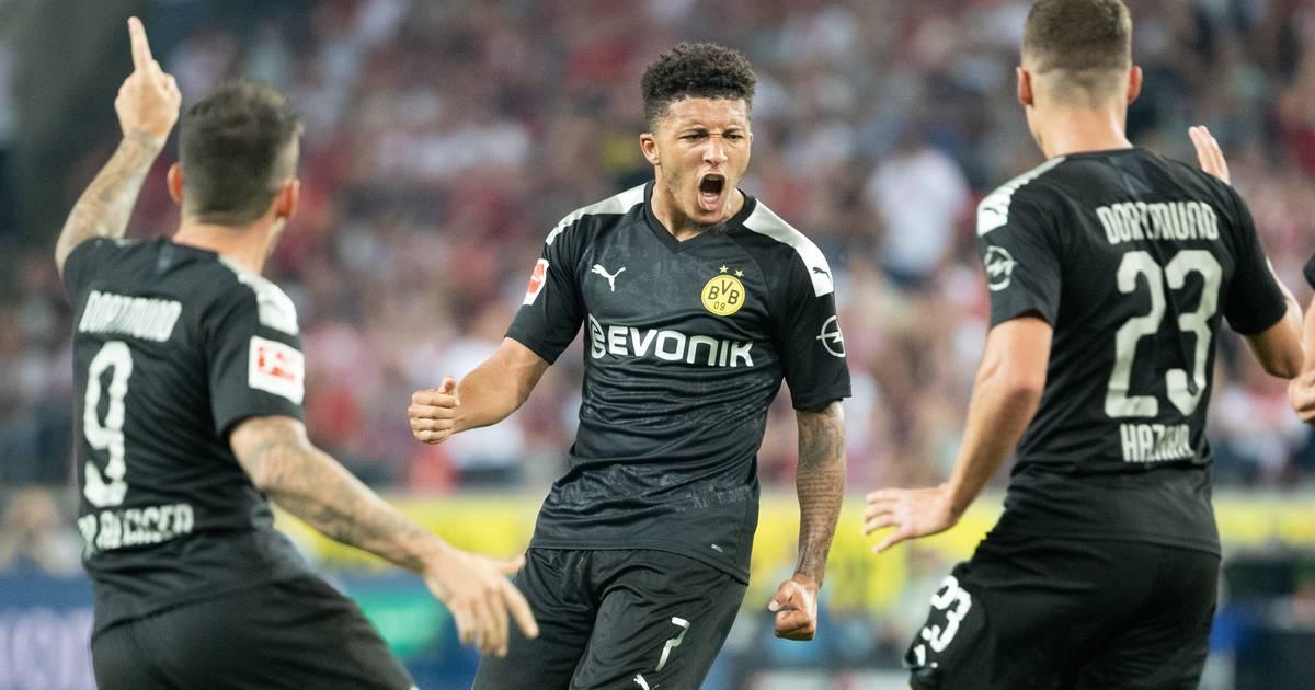 Bundesliga: Borussia Dortmund gewinnt beim 1. FC Köln