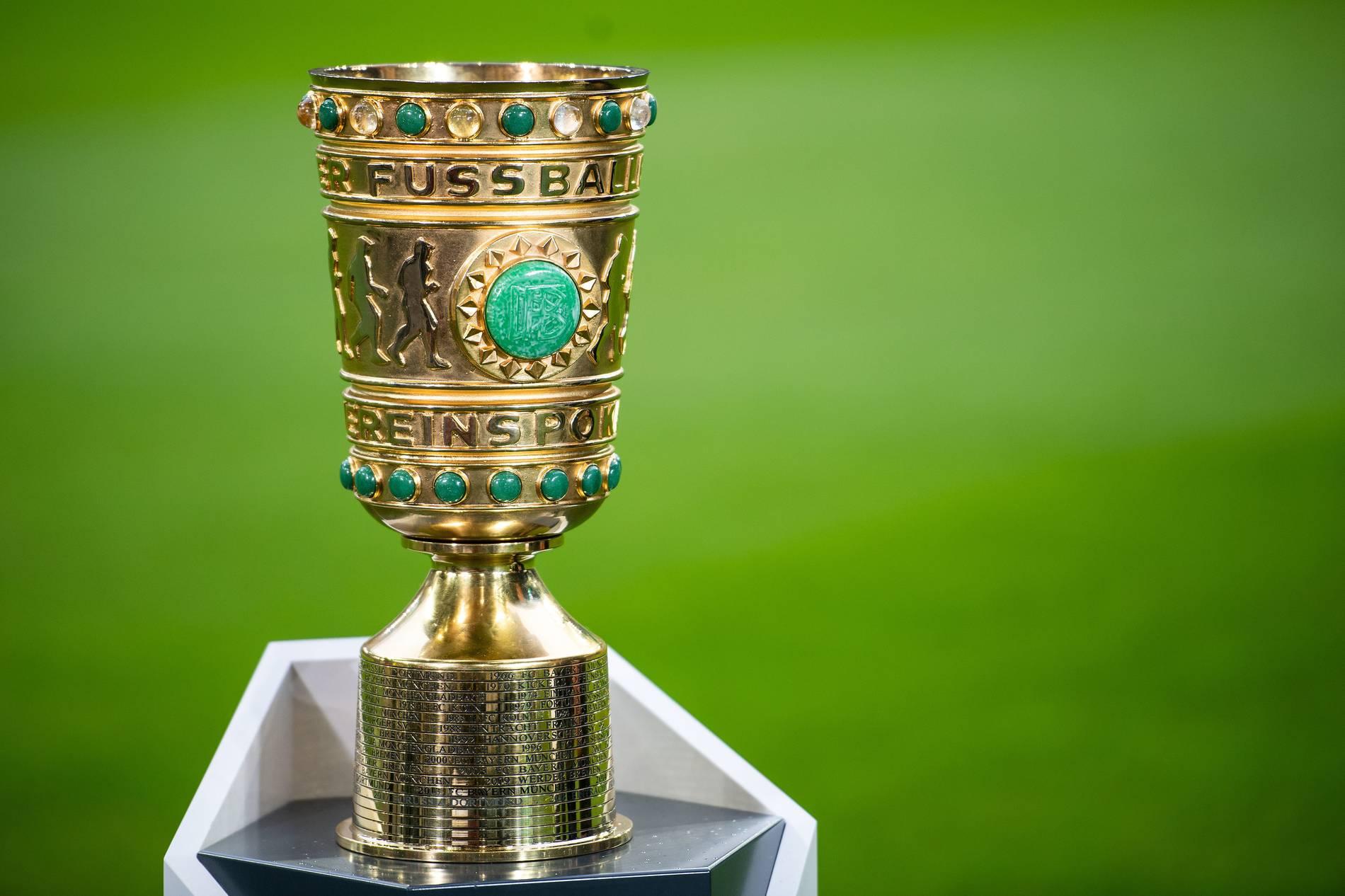 DFB-Pokal: Borussia Mönchengladbach live bei der ARD