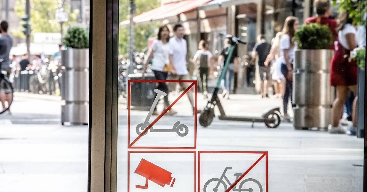 Düsseldorf will härter gegen Verkehrssünder bei E-Tretrollern vorgehen