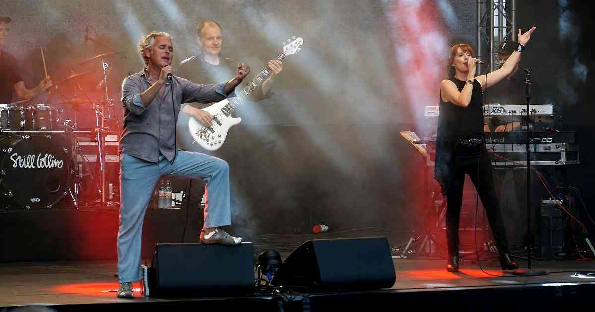 Xanten: Die Songs von Collins, Genesis und Gabriel– alle wie echt