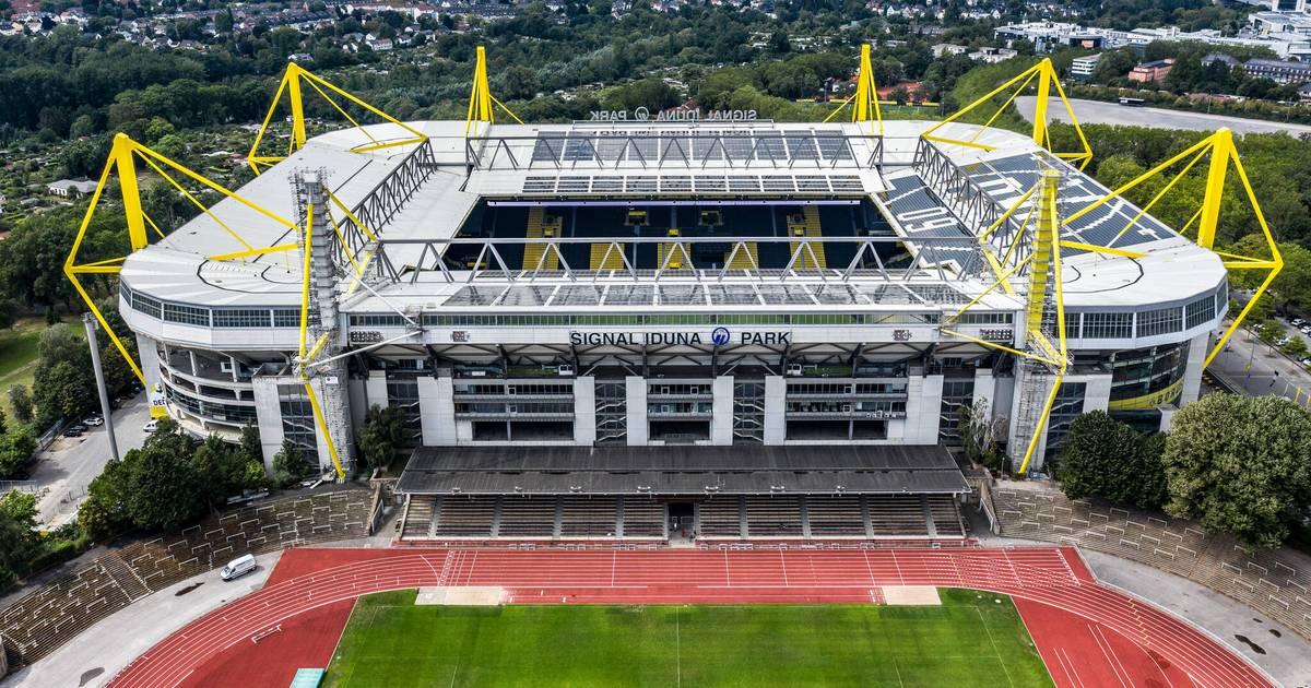 Dortmund: Hochzeit im Borussia-Dortmund-Stadion am 19.09.19