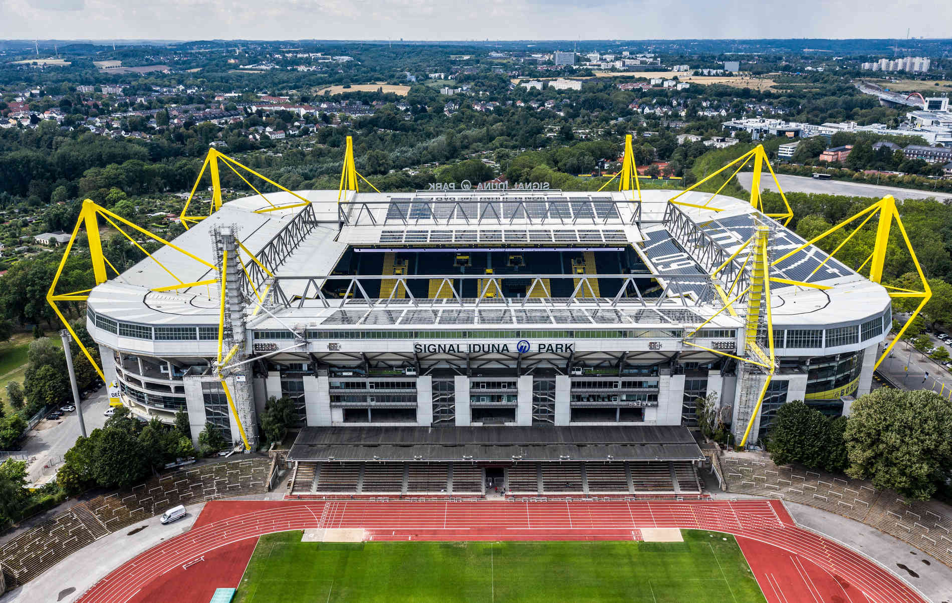 Dortmund Stadion Plätze