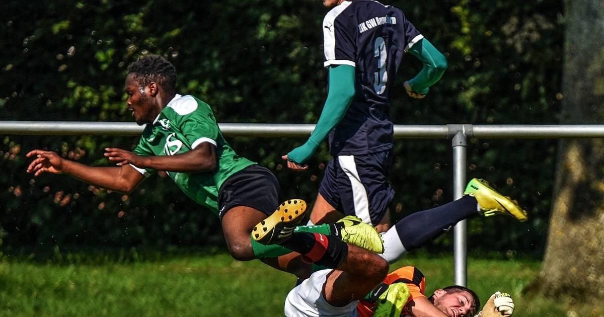 Fußball-Kreisliga B: TuS Kranenburg siegt 9:0 gegen Alemannia Pfalzdorf II.