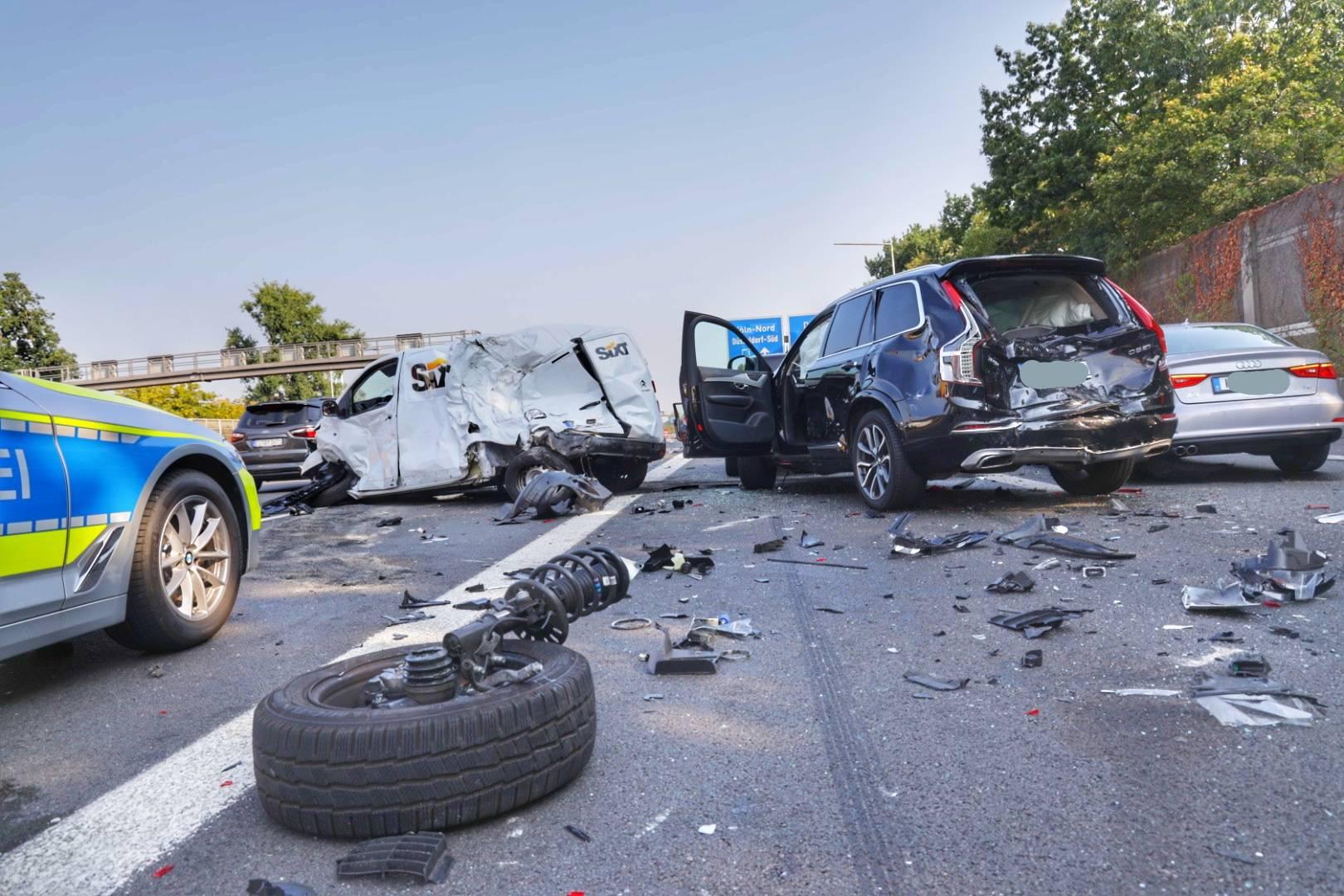 Unfall A3 Heute Leverkusen