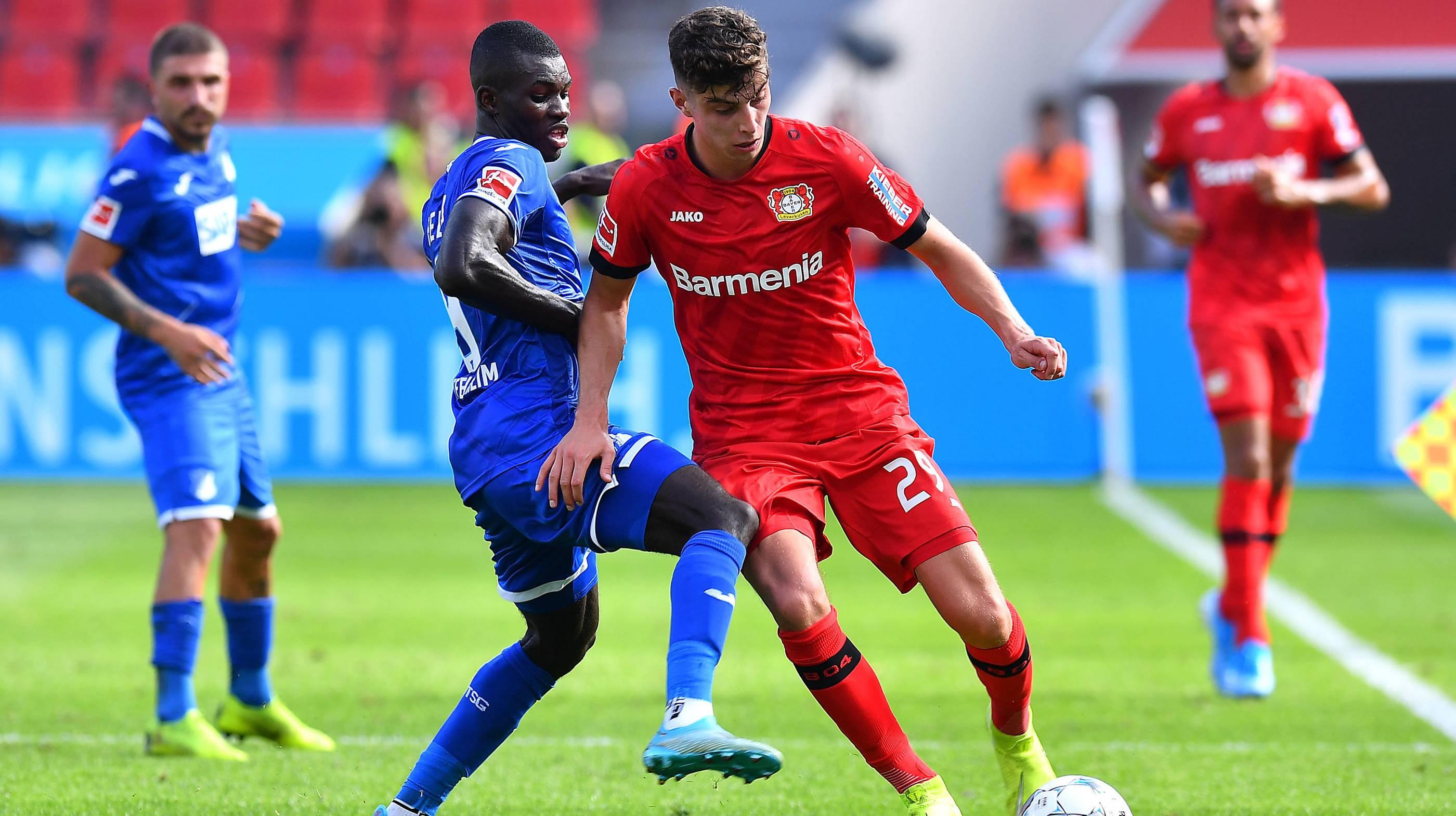 Leverkusen Gegen Hoffenheim