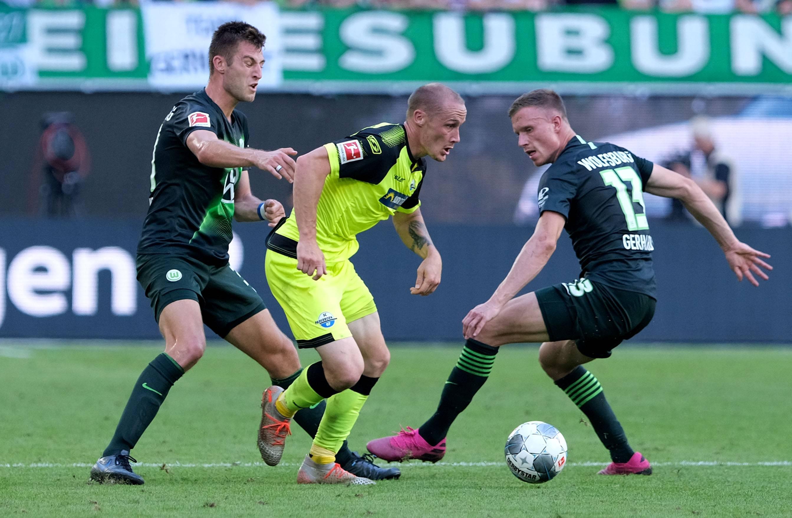 Paderborn Gegen Wolfsburg