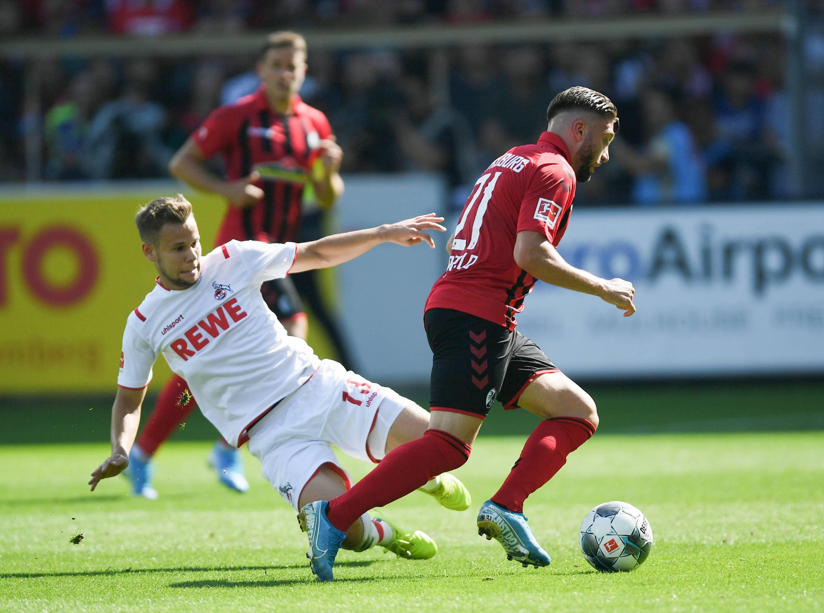 Sc Freiburg Gegen Köln