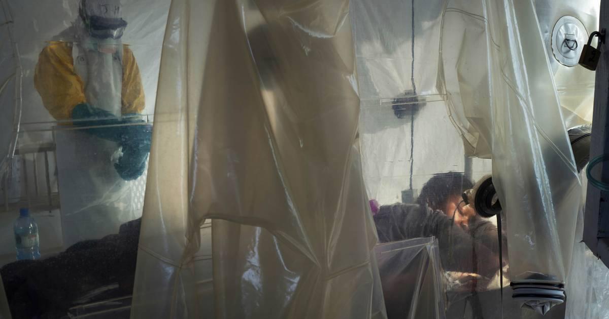 Ebola-Epidemie im Kongo: Über 3000 Menschen sind am Virus erkrankt