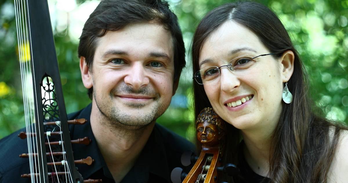 Alpen: Duo in RE spielt in der Evangelischen Kirche