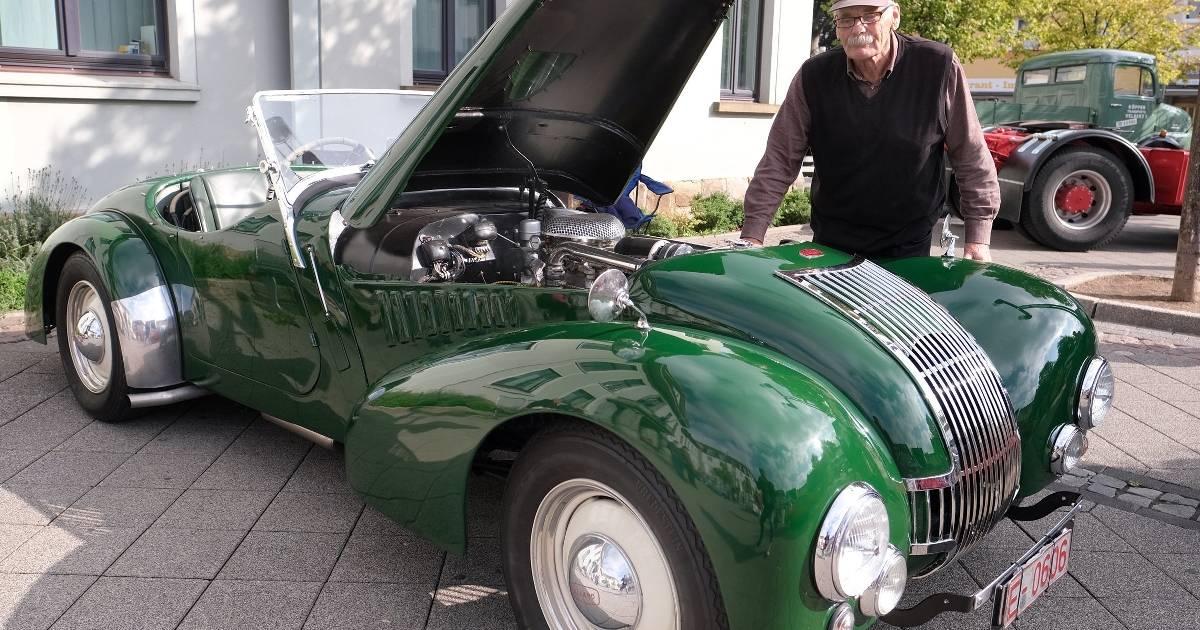 Heiligenhaus: Oldtimner-Treff für Enthusiasten