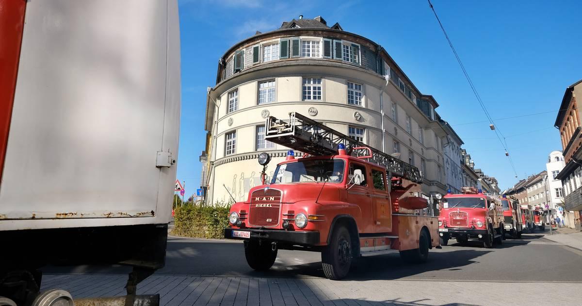 150 Jahre Feuerwehr Mettmann: Feuerwehrfest begeistert Besucher