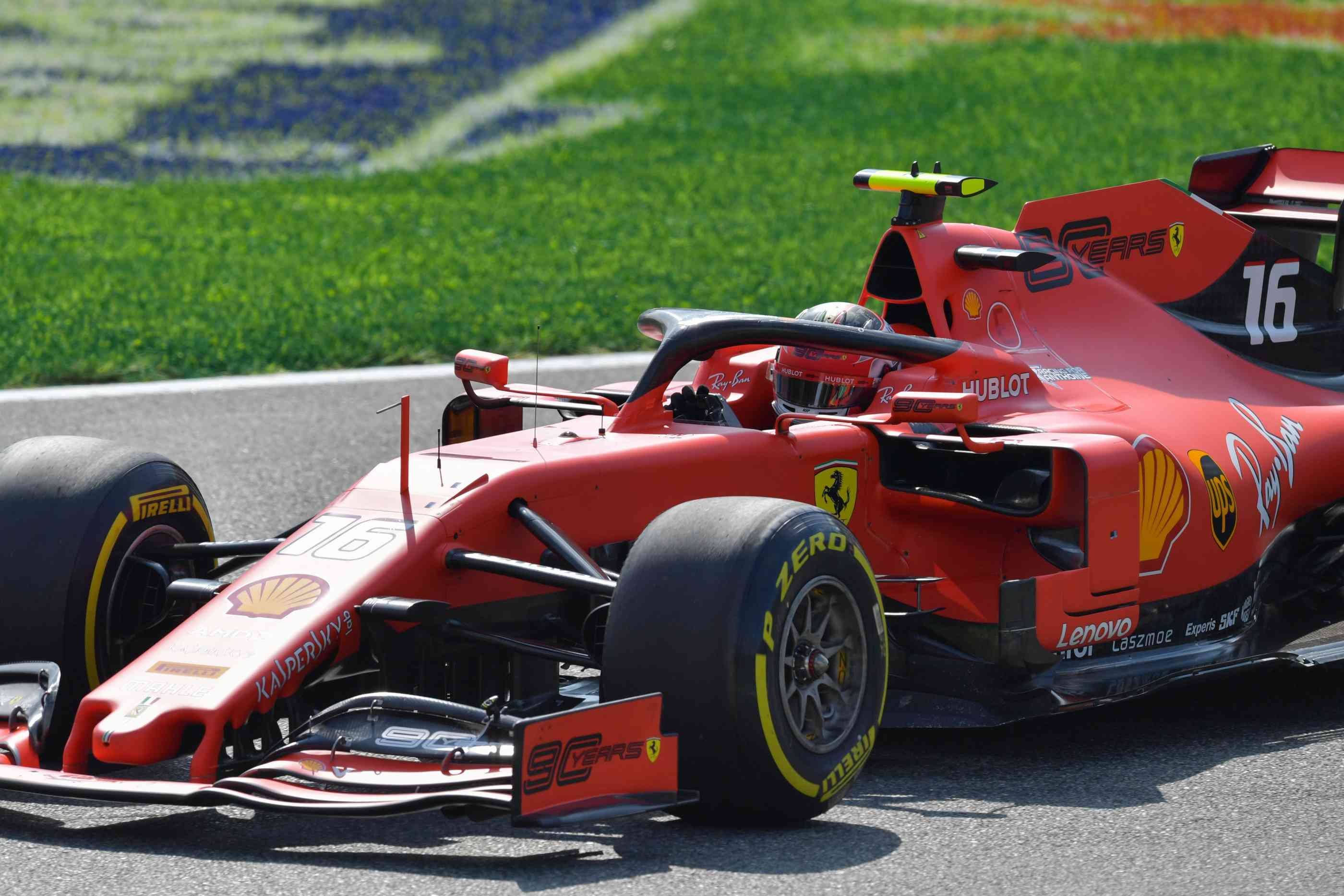 Qualifying Formel 1 2019