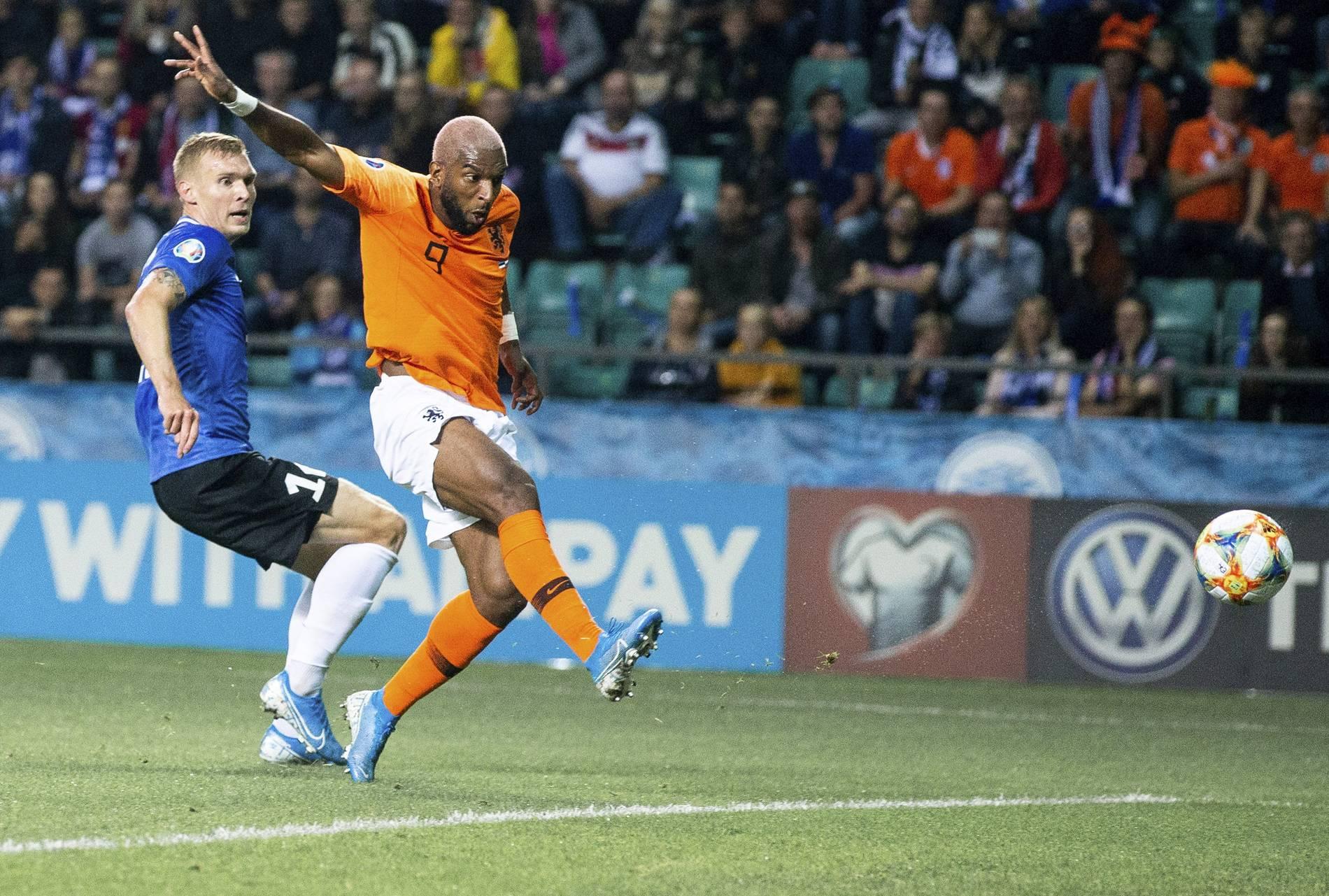 Em Qualifikation Kroatien Blamiert Sich In Aserbaidschan Niederlande Siegen In Estland