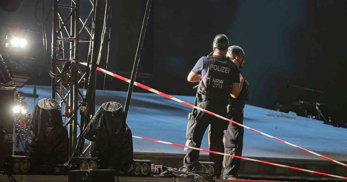 Essen: Casper & Marteria Konzert am Baldeneysee - 30 Verletzte