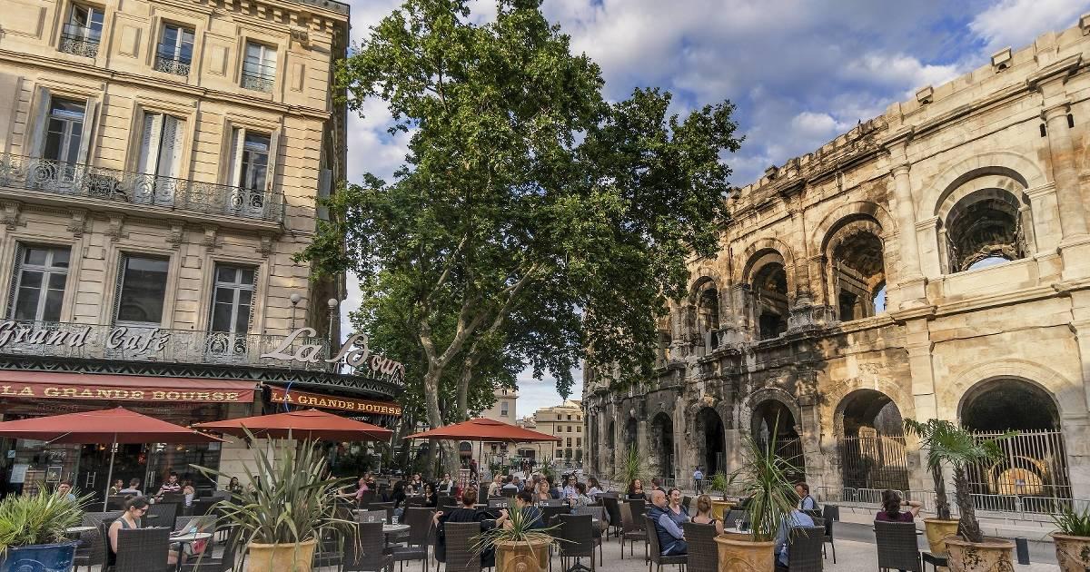 Ausflug in die Provence: Auf römischen Spuren durch Nîmes