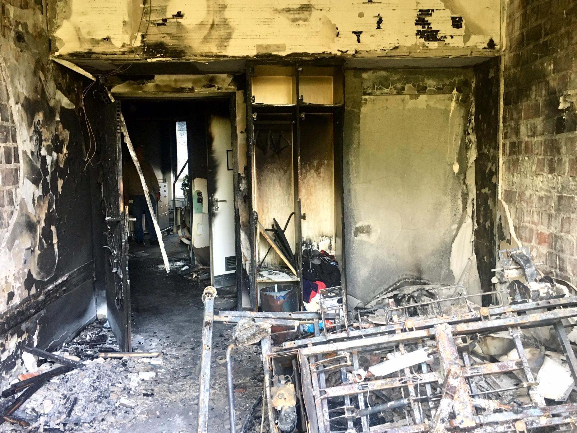 brand krankenhaus düsseldorf