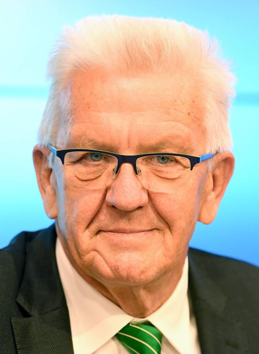 Winfried Kretschmann Grüffelo