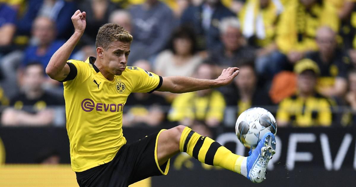 Borussia Dortmund: Thorgan Hazard ist noch nicht angekommen