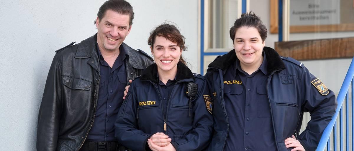 """""""Polizeiruf"""" aus München: Altenberger ist ein """"Streifenhörnchen"""""""