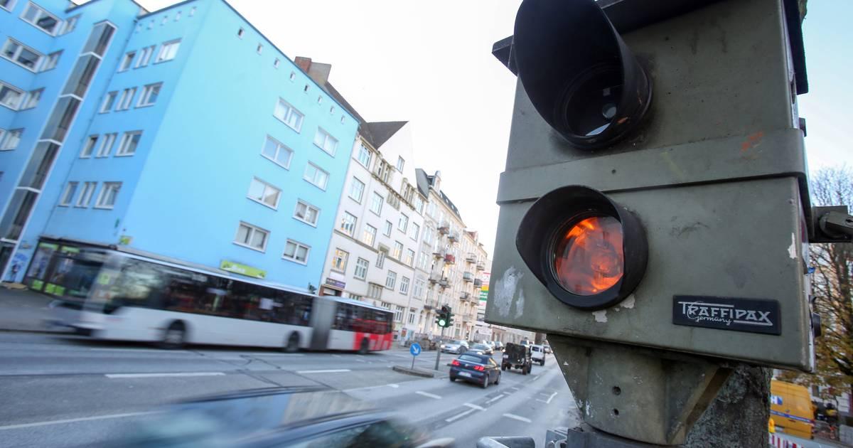 Punkte in Flensburg: Autofahrer aus NRW haben laut Check24 viele Verkehrsverstöße