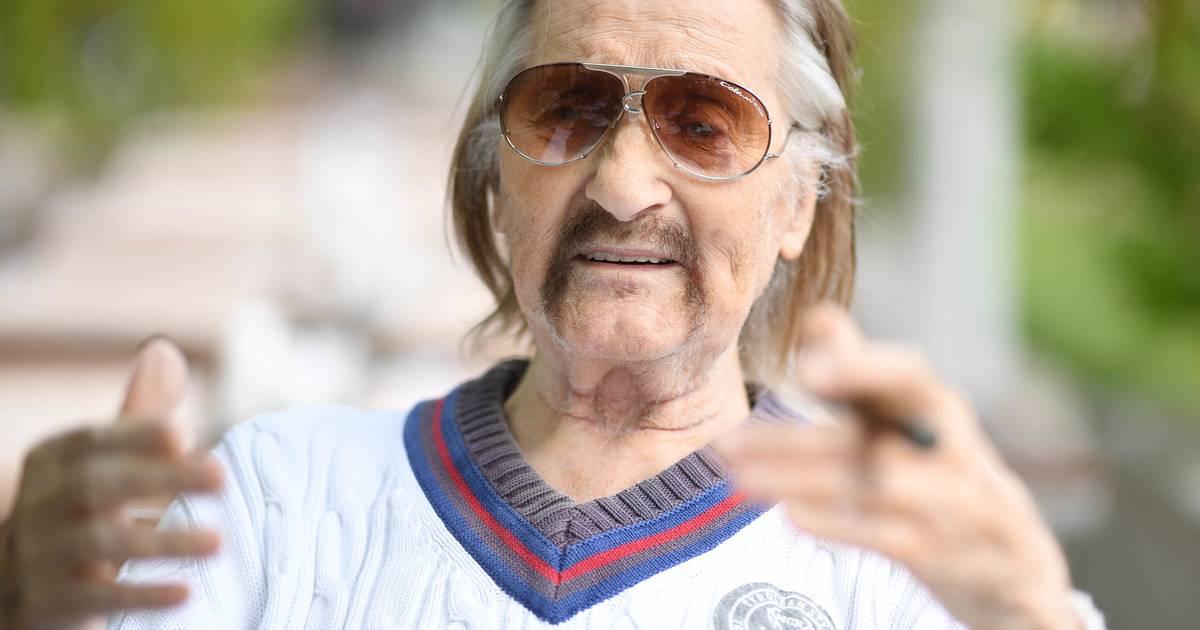 Luigi Colani ist tot: Designer im Alter von 91 Jahren in Karlsruhe gestorben