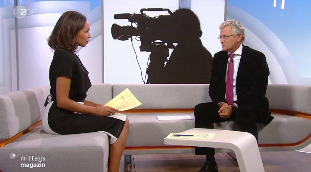 Björn Höcke: Das sagt ZDF-Chefredakteur Peter Frey