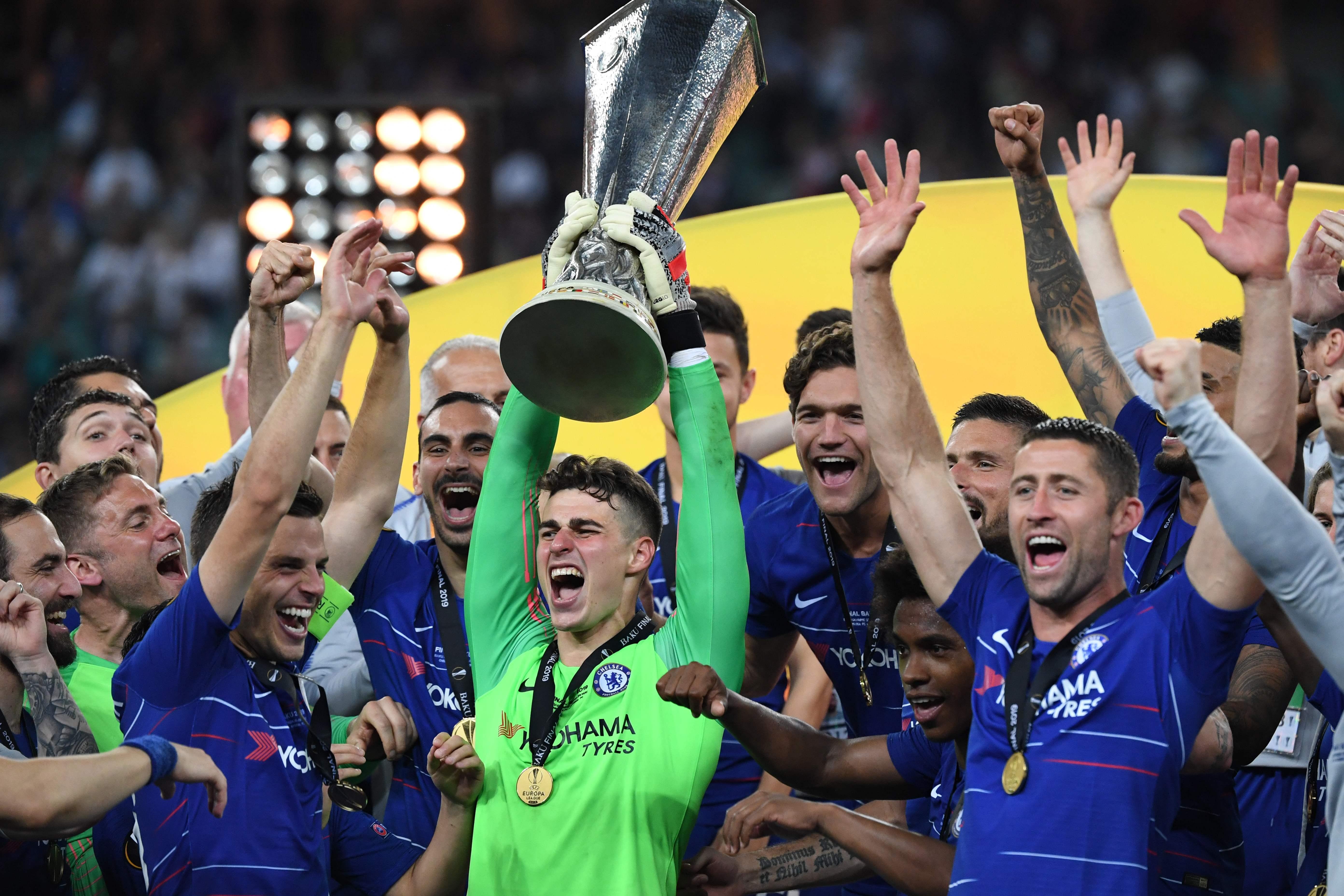 Europa League 19 20 Tabellen Ergebnisse Termine Tv