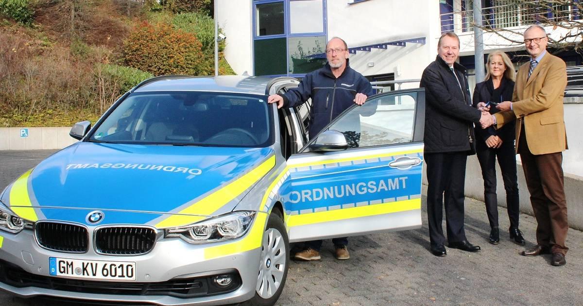 Hückeswagener Ordnungsstreifen – mehr Respekt dank Uniform und Dienstwagen?