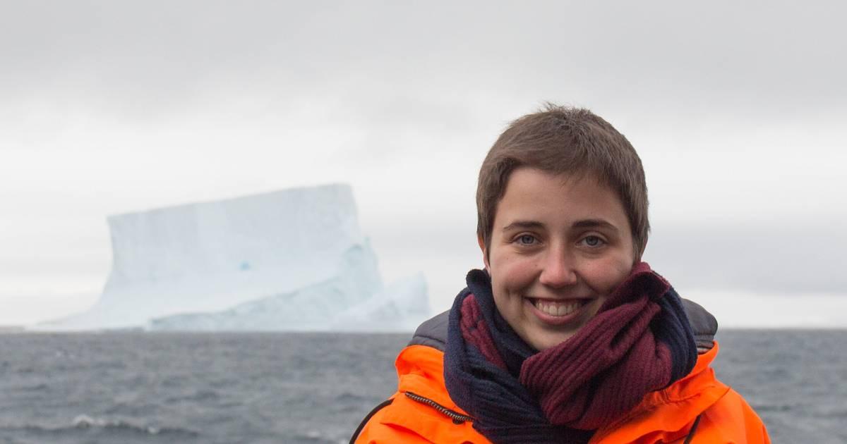 Krefelder Studentin macht eine Forschungsreise in die Antarktis
