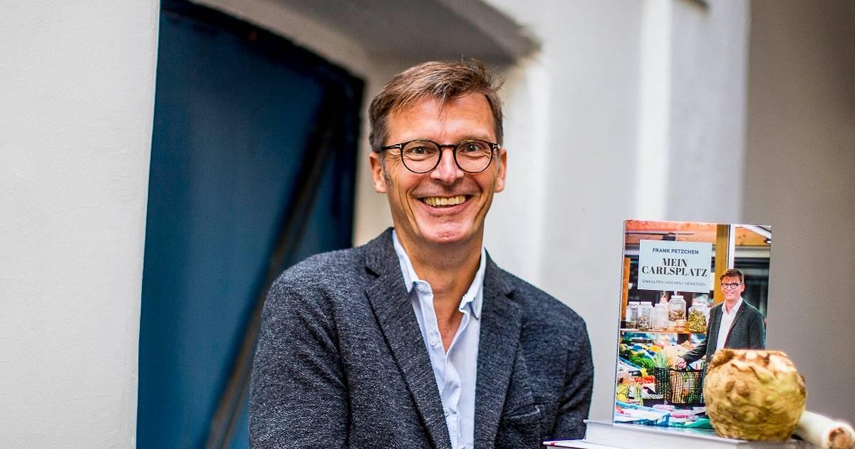 Düsseldorf: Das Carlsplatz-Kochbuch von Frank Petzchen