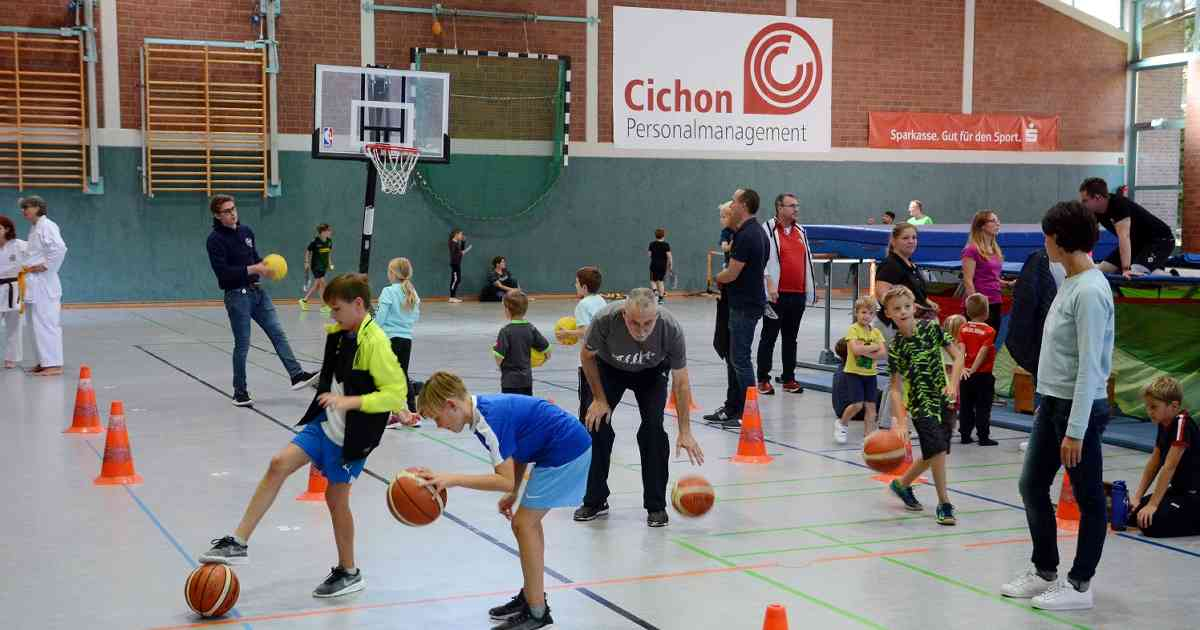 Kids in Action in Anrath
