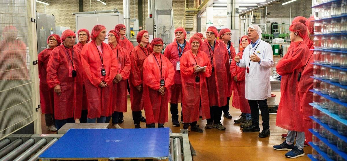 Mönchengladbach: Lange Nacht der Industrie lockt Besucher in Firmen