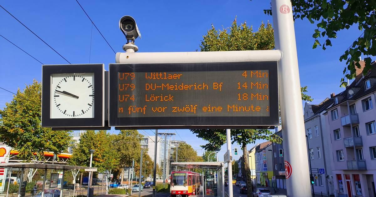 Klimaschutz in Düsseldorf: Rheinbahn stoppt Bahnen und Busse am Freitag