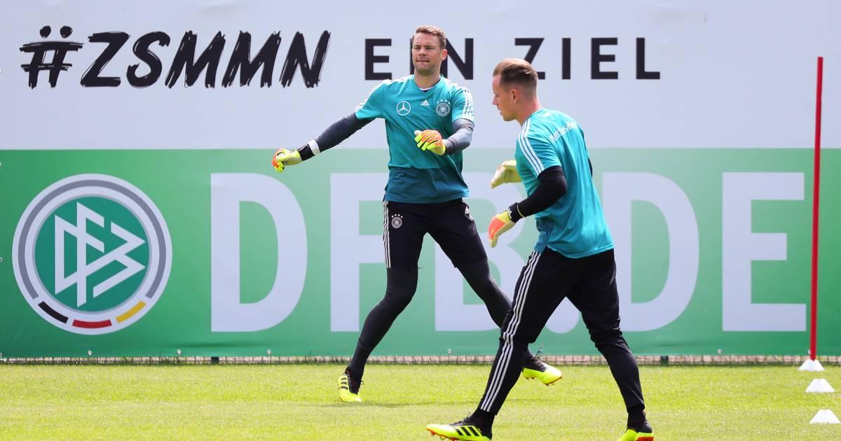 Manuel Neuer oder Marc-Andre ter Stegen: Löw muss sich klar positionieren