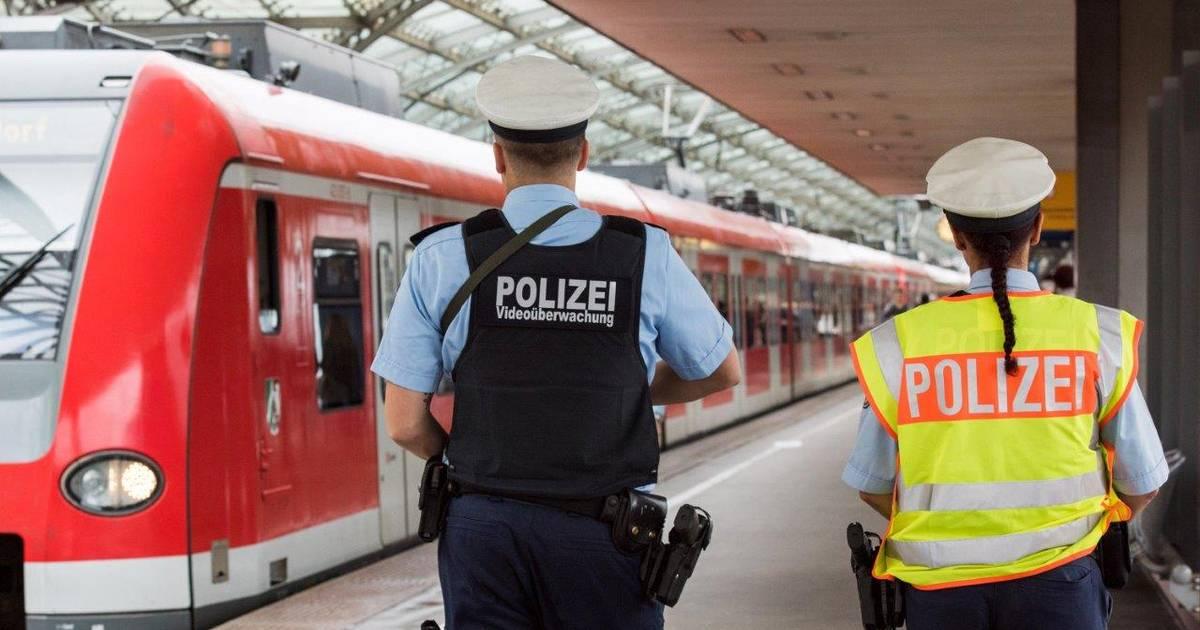 Schüsse auf Zug zwischen Mönchengladbach und Koblenz