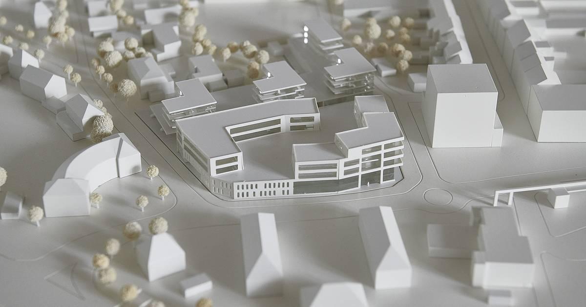 Erkelenz: Investor stellt Pläne für altes Amtsgericht vor