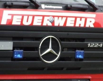 Zimmerbrand in Wohn- und Geschäftshaus in Düsseldorf Friedrichstadt