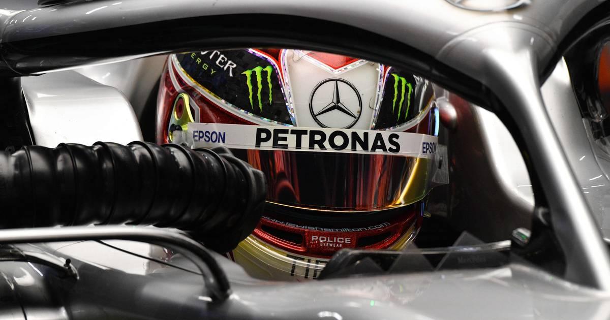 Formel 1: Lewis Hamilton Trainingsbester beim Großen Preis von Singapur