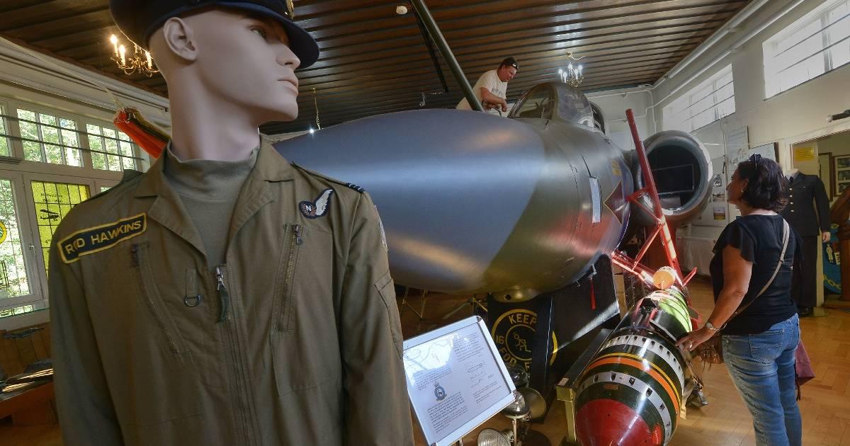 RAF-Museum in Weeze: Ein Einblick in die Royal Air Force