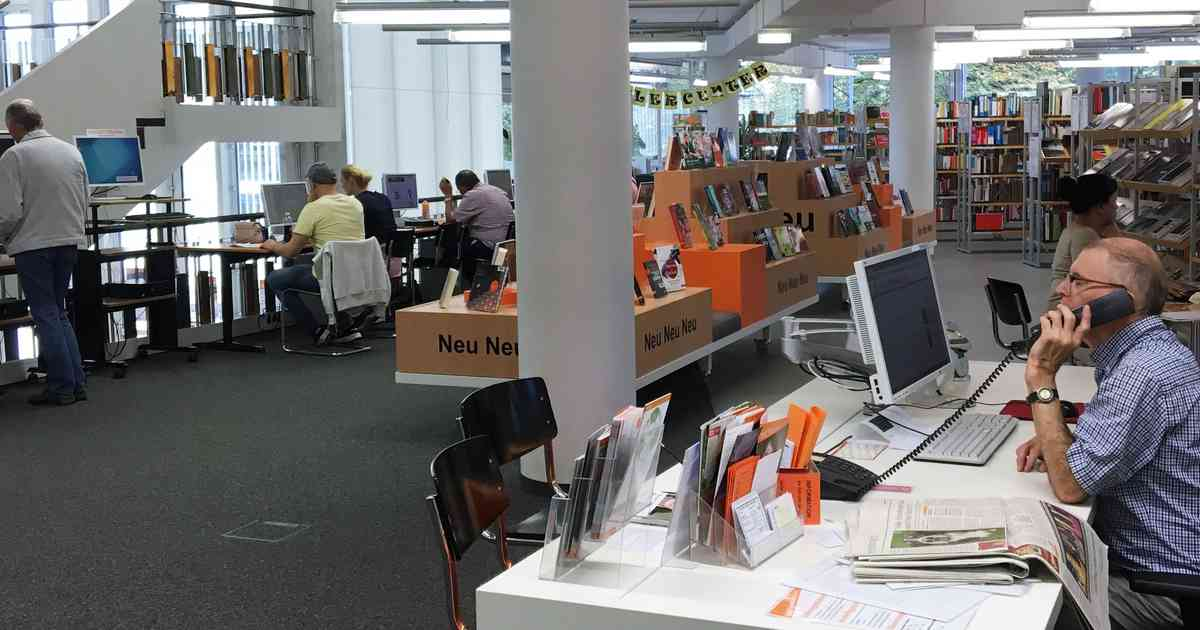 Neuss: Stadtbibliothek wird keine Erinnerungsmails wegen Leihfristende an Nutzer senden