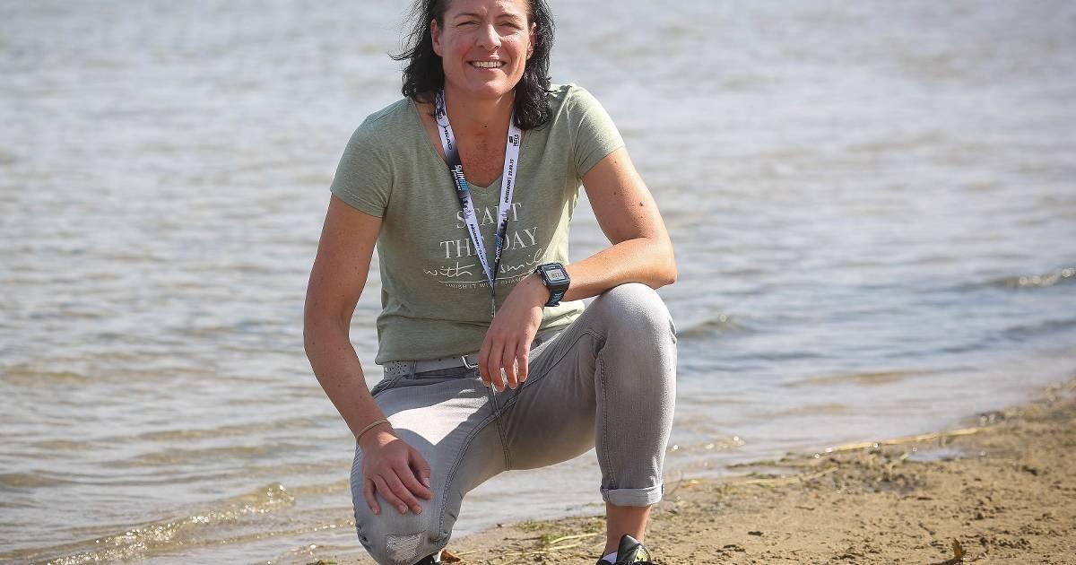 SwimRun Düsseldorf: Medaille und Siegerkuss warten im Ziel