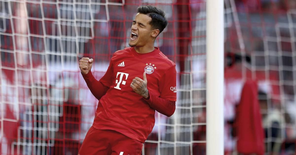 FC Bayern München: Philippe Coutinho schwärmt von Robert Lewandowski nach Elfer-Geschenk