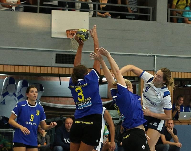 Turnerschaft St. Tönis überrascht mit Sieg beim Top-Favoriten Bonn rrh.