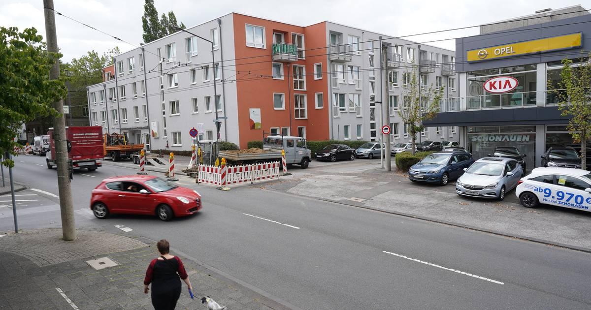 Zebrastreifen in Solinger Innenstadt lässt auf sich warten