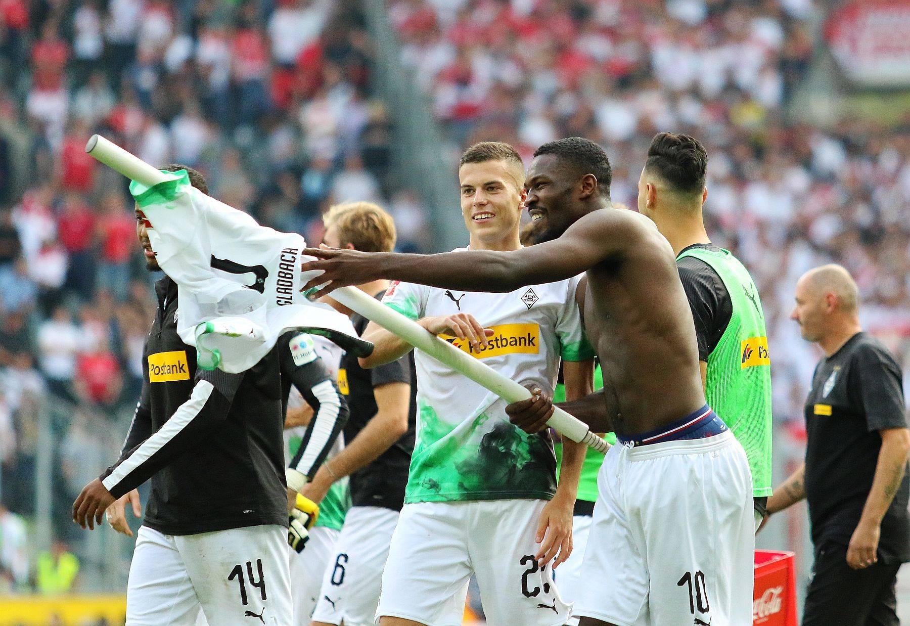 Borussia Mönchengladbach Gegen Bayern München