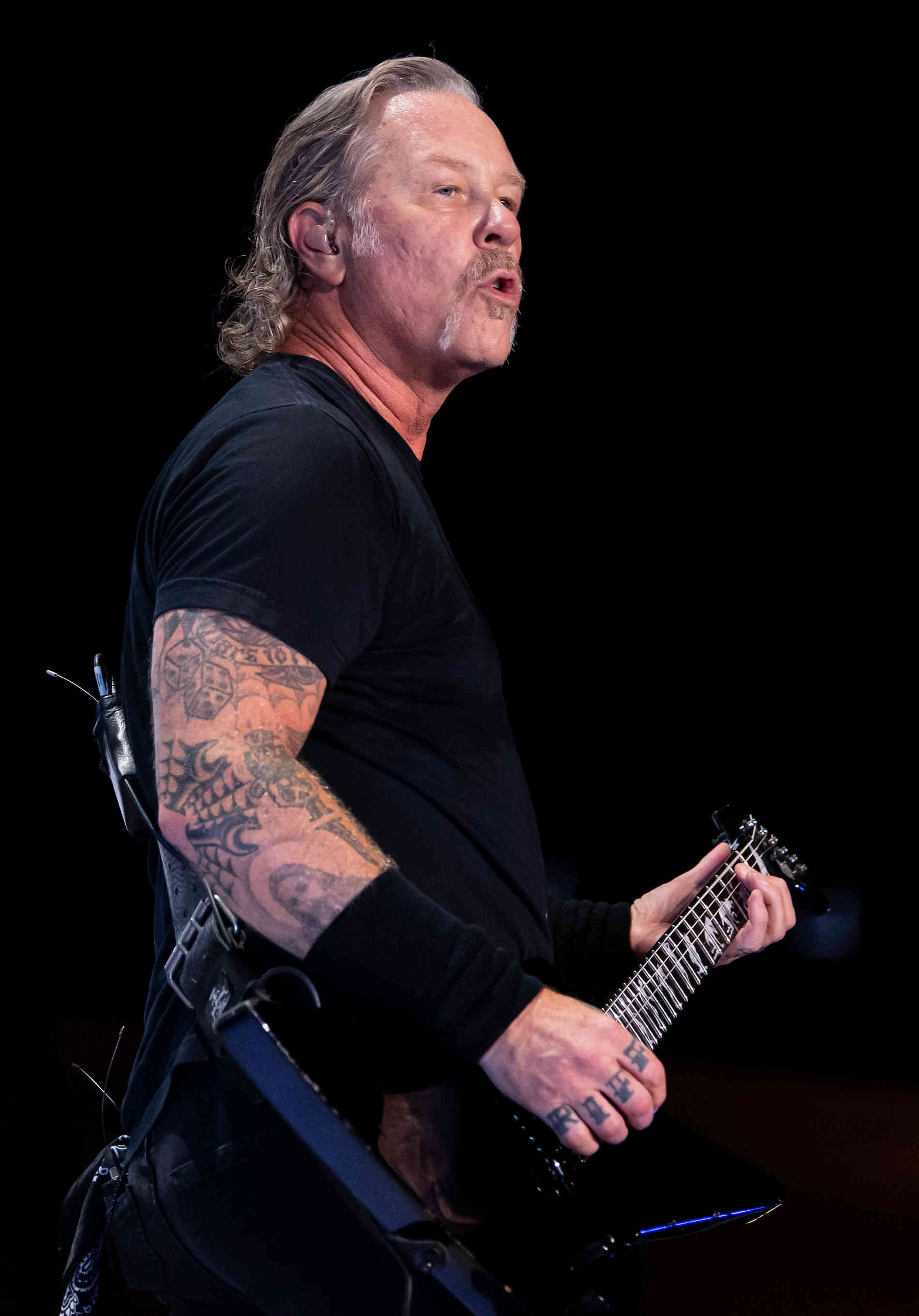 James Hetfield Sucht