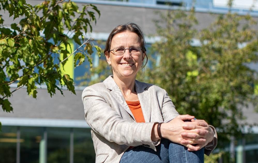 Kamp-Lintfort: Interview mit Professorin Irmgard Buder