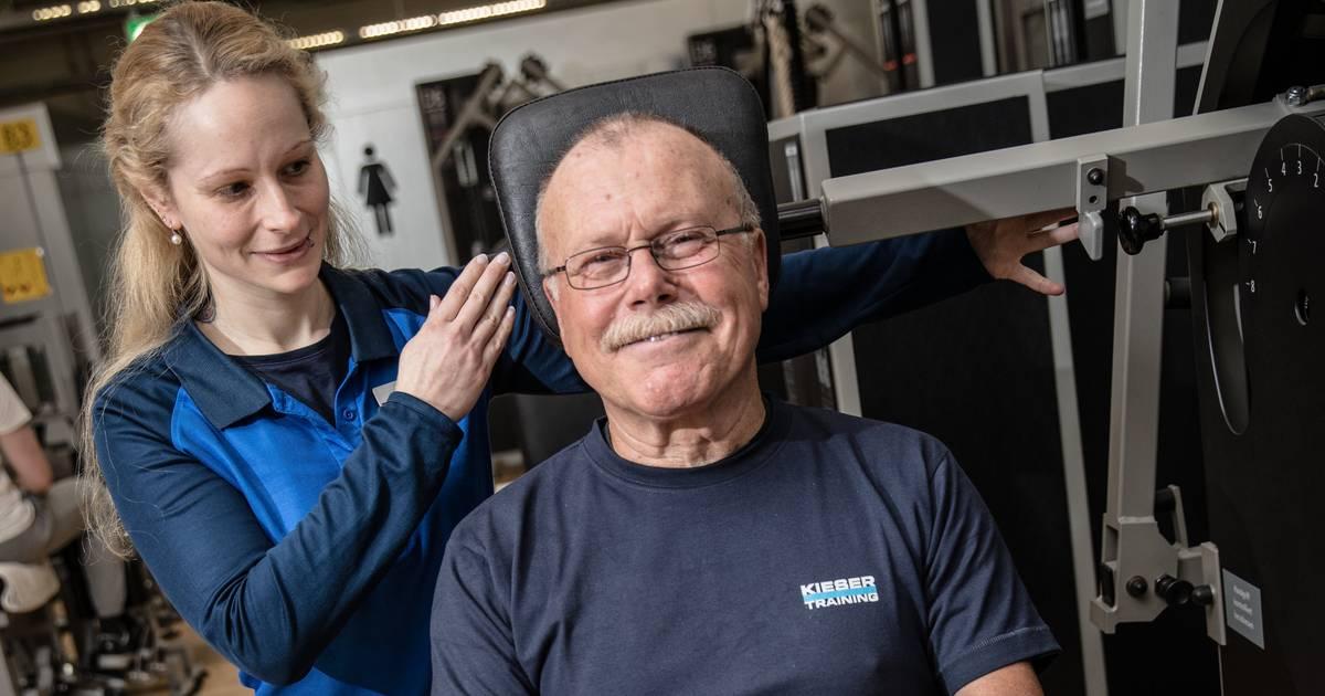 Fitnessstudios wenden sich neuerdings vor allem an Senioren